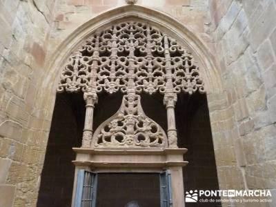 Enología en Rioja - Senderismo Camino de Santiago - Santa María la Real (Najera);